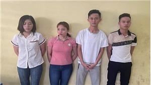 Tạm giữ bốn đối tượng mua bán thiếu nữ làm nhân viên phục vụ quán karaoke