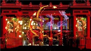 Đại nhạc hội đón Giáng sinh đầu tiên ở Nhà hát Lớn Hà Nội