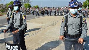 Quân đội Myanmar thông báo trả tự do cho nhiều quan chức cấp cao