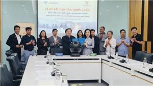 Hiệp hội Xúc tiến phát triển Điện ảnh Việt Nam ký kết hợp tác chiến lược