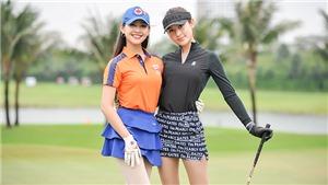 Á hậu Huyền My và dàn sao Việt có chung niềm đam mê thể thao
