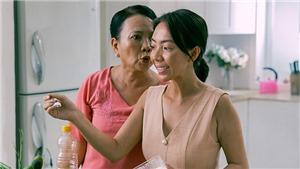 'Chị đại' Thu Trang cũng có lúc bị mẹ chồng 'hành'