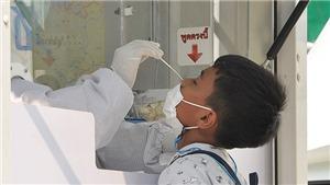 Tình hình dịch bệnh ngày 11/4: Ấn Độ ghi nhận số ca nhiễm mới cao kỷ lục