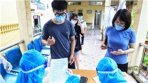Chủ tịch UBND thành phố Hà Nội ký ban hành Công điện số 08 phòng dịch Covid-19