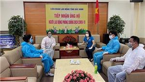 Hội Nghệ sĩ Sân khấu Việt Nam hướng về tâm dịch Bắc Giang