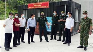 Cách ly 73 người liên quan đến ca mắc Covid-19 xuất cảnh ở Lạng Sơn