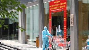 Hà Nội: Một bác sĩ ở bệnh viện trung ương mắc Covid-19