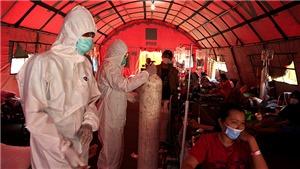 Indonesia ghi nhận số ca mắc Covid-19 cao kỷ lục