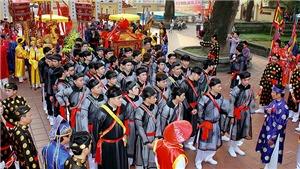 Hà Nội: Thêm haidi sản văn hóa phi vật thể quốc gia