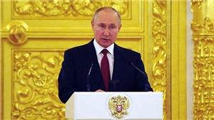 Nga khẳng định sẵn sàng đàm phán về hiệp ước hòa bình với Nhật Bản