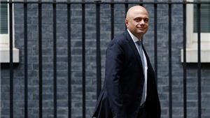 Bộ trưởng Y tế Anh mắc Covid-19 dù đã tiêm đủ hai liều vaccine