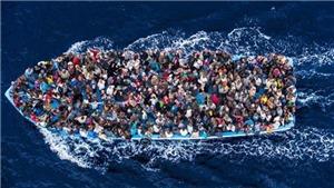 43 người di cưthiệt mạng do chìm thuyền ngoài khơi Tunisia