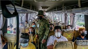 Đông Nam Á vẫn là 'điểm nóng' dịch Covid-19