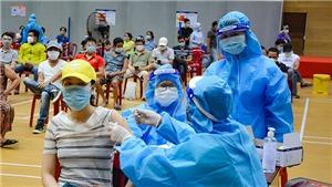 Bệnh nhân Covid-19 cuối cùng tại Trung tâm Y tế huyện Hòa Vang (Đà Nẵng) được xuất viện