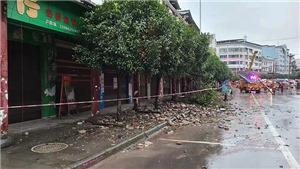 Động đất tại Trung Quốc: 2 người thiệt mạng và 60 người bị thương