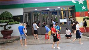 Bắc Ninh: 3.311 học sinh liên quan 10 ca mắc mới Covid-19 tạm thời nghỉ học