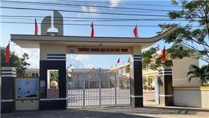 Vụ cô giáo cho học sinh tát bạn ở Quảng Bình: Khởi tố vụ án hình sự