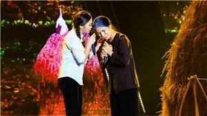 Xem 'Tuyệt đỉnh song ca' tập 14: Quang Lê trách khéo Minh Vy vì 'tặng ca khúc mới cho học trò Dương Triệu Vũ