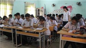 Công khai đường dây nóng xử lý thông tin Kỳ thi Trung học phổ thông quốc gia