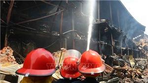 Vụ cháy tại Công ty Rạng Đông: Trực 24/24 giờ để khám sức khỏe miễn phí cho người dân
