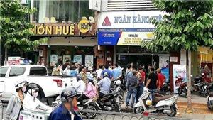 Ngân hàng Việt Á thông tin về vụ cướp tại phòng giao dịch ở TP.HCM