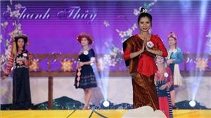 Chùm ảnh: Chung kết cuộc thi Người đẹp Hoa ban năm 2019