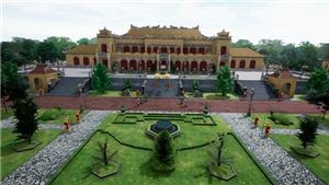 Dự án triệu đô 'Đi tìm Hoàng cung đã mất' sẽ hoạt động trở lại trong Tết Kỷ Hợi