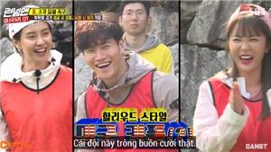 'Running man' tập 442: Hong Jin Young ủng hộ nhiệt liệt 'bạn đôi' Jong Kook đến với Ji Hyo?