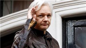 Nhà sáng lập WikiLeaks bị kết tội vi phạm điều khoản bảo lãnh tại ngoại