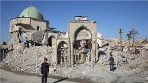LHQ hỗ trợ Iraq trùng tu đền thờ Hồi giáo Al-Nouri ở Mosul