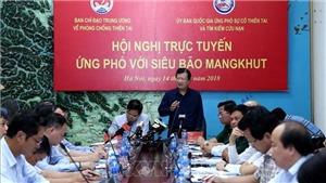 Phó Thủ tướng Trịnh Đình Dũng: Chủ động ứng phó siêu bão Mangkhut, đảm bảo an toàn tính mạng và tài sản của nhân dân