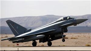 Đức: Hai máy bay quân sự đâm vào nhau