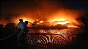 Thủ tướng Chính phủ chỉ đạo xử lý hậu quả vụ cháy Rạng Đông