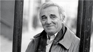 Vĩnh biệt 'Frank Sinatra của nước Pháp' - ca sĩ kiêm nhạc sĩ Charles Aznavour