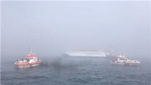 Số người thiệt mạng tiếp tục tăng trong vụ chìm tàu hàng ngoài khơi Thổ Nhĩ Kỳ