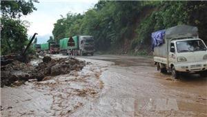 Nghệ An, Thanh Hóa và Tây Nguyên, Nam Bộ đều có nguy cơ cao xảy ra sạt lở đất, lũ quét