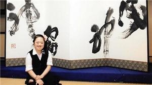 Triển lãm thư pháp lớn nhất thế giới tại Nhật Bản