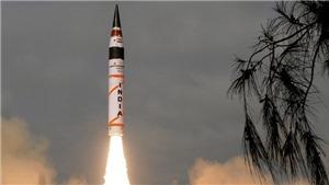 Ấn Độ tiếp tục thử thành công tên lửa đạn đạo Agni-V