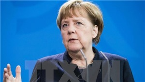 Thủ tướng Merkel công bố thời điểm từ chức