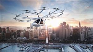 Hãng Volocopter của Đức huy động được 50 triệu euro để phát triển taxi bay