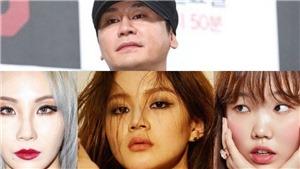 Cư dân mạng chỉ trích YG Entertainment: Lee Hi, Su Hyun, CL đang ở đâu?
