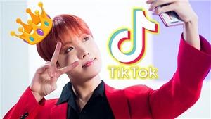 BTS thiết lập kỷ lục thế giới Guinness cho tài khoản TikTok