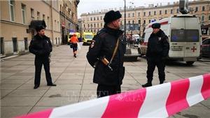 Vấn đề chống khủng bố: Nga triệt phá âm mưu tấn công khủng bố nhờ thông tin của Mỹ