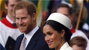 Anh: Vợ chồng Hoàng tử Harry chính thức trở thành thường dân