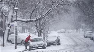 Mưa tuyết hoành hành ở Pakistan, 26 người thiệt mạng