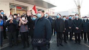 Dịch viêm đường hô hấp cấp do virus corona: Lãnh đạo Trung Quốc khẳng định quyết tâm chiến thắng dịch bệnh