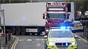 Vụ 39 thi thể trong xe tải ở Anh: Thêm một đối tượng bị cáo buộc