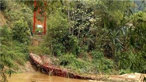 Dông, sét, mưa đá làm một người chết và gây nhiều thiệt hại tại các địa phương