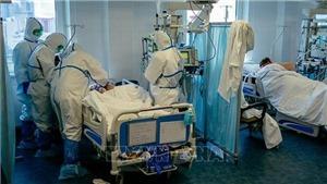 Dịch COVID-19: Dịch bệnh tiếp tục lây lan mạnh tại Nga, Ukraine và Đức