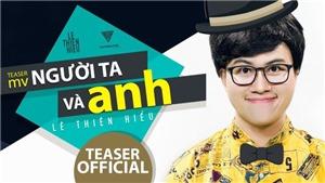 Lê Thiện Hiếu vào vai ông - bà với Huỳnh Lập trong MV đầu tay